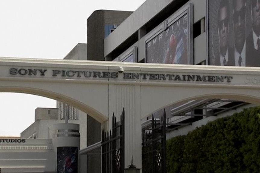Sídlo společnosti Sony Pictures Entertainment