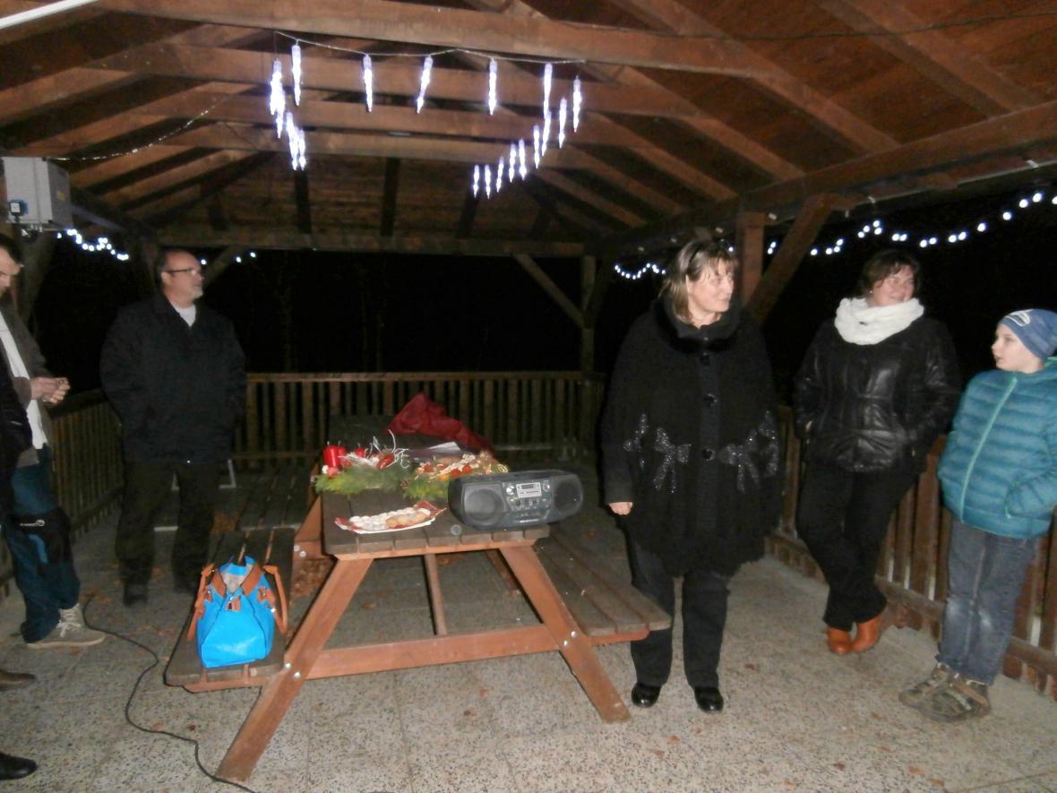 Druhá adventní neděle ve Vojničkách