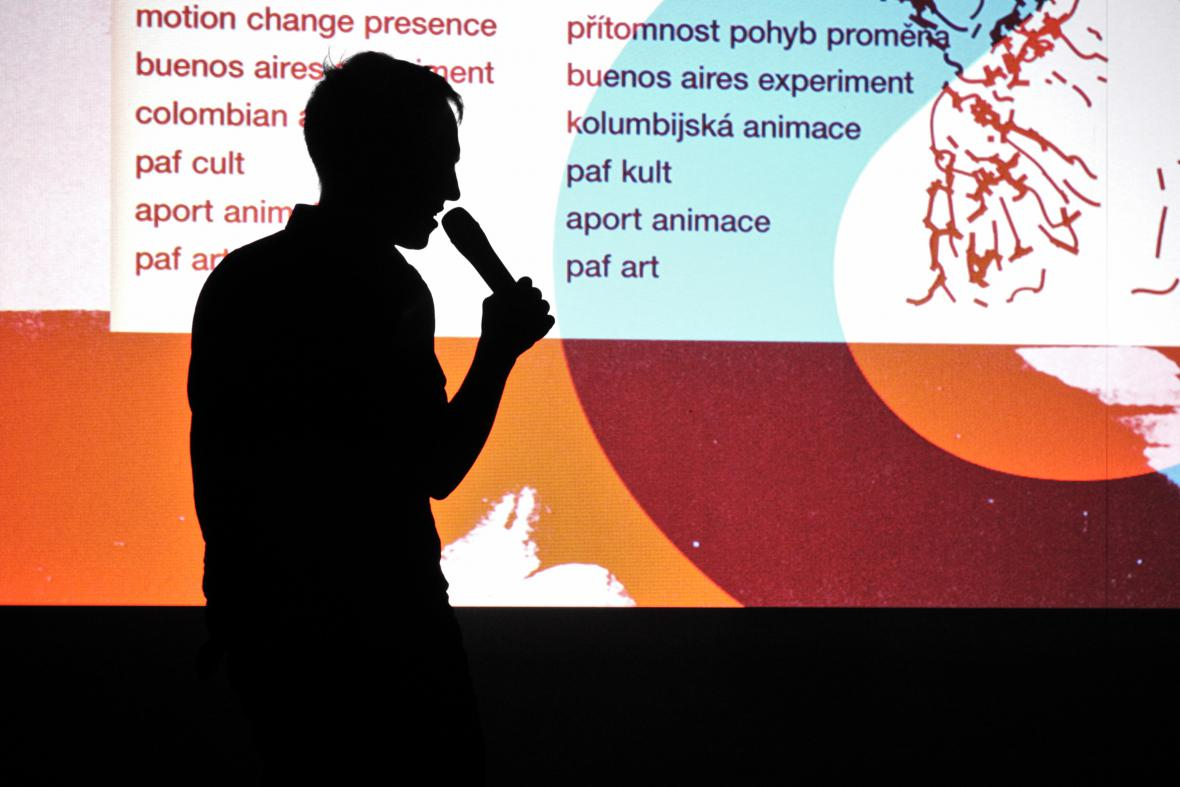 Přehlídka animovaného filmu 2014