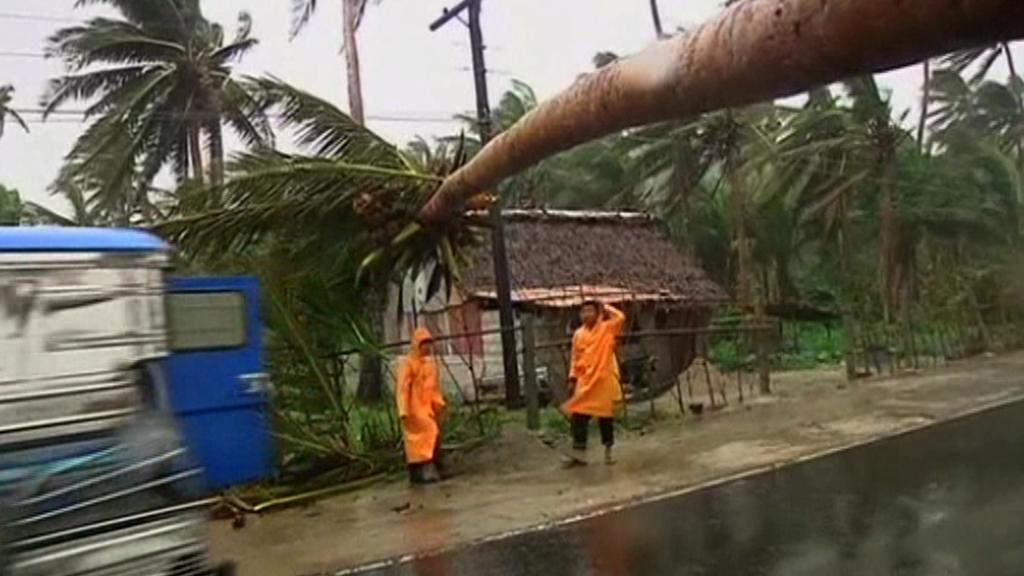 Následky tajfunu Hagupit