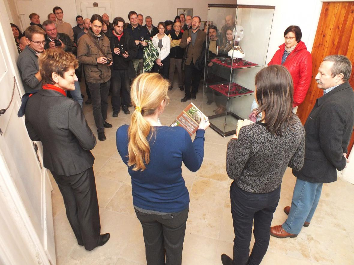 V Muzeu Boskovicka představili knihu o pravěku