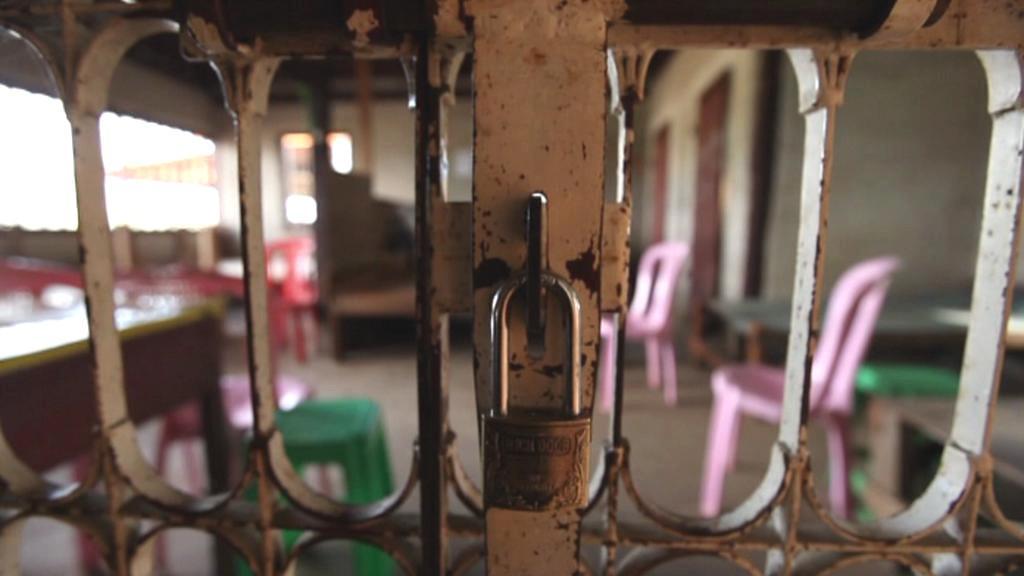 Drogově závislí v Barmě