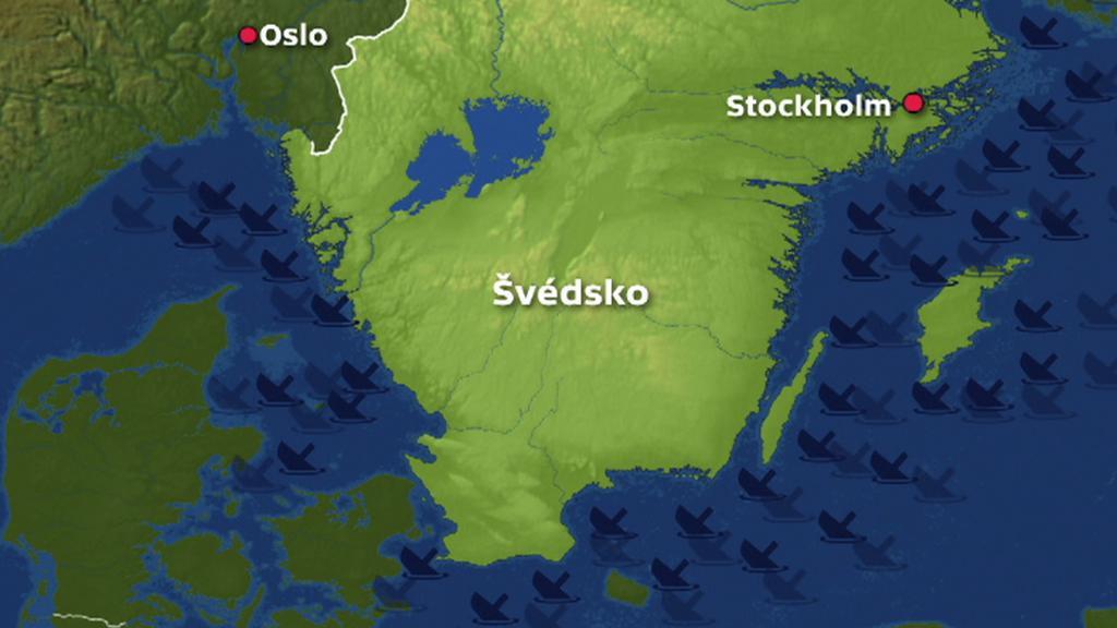 Švédsko řeší problém s vraky lodí u svých břehů