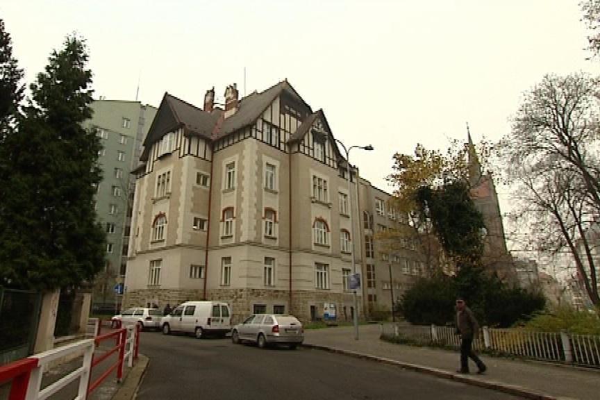 Imex Group má sídlo v tomto domě v Ostravě
