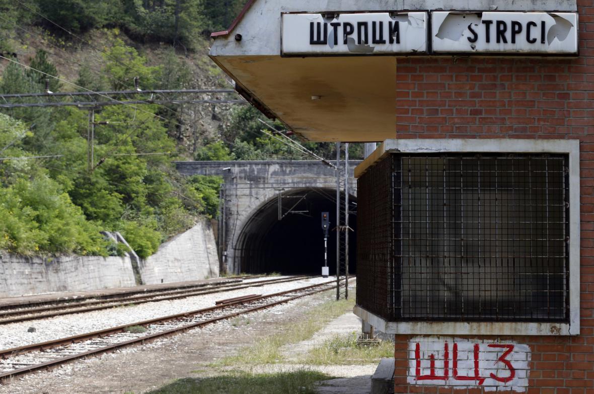 Železniční stanice Štrpci