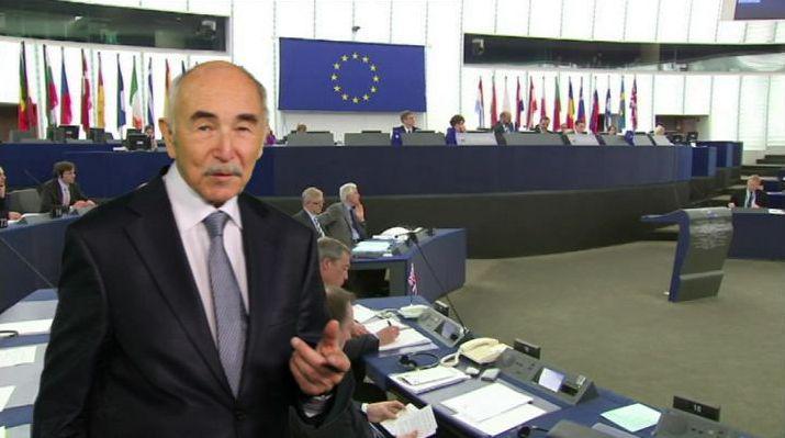 Zdeněk Velíšek v EP