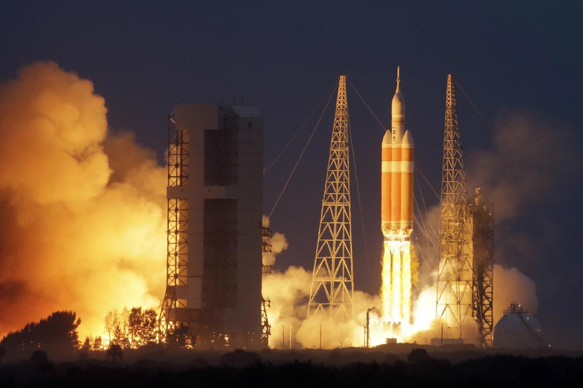 Start Orionu