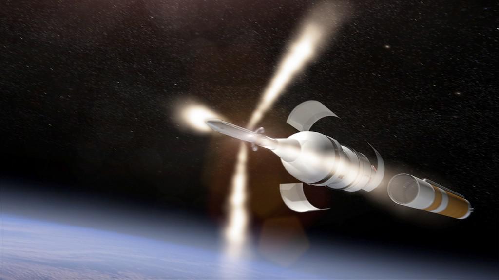 NASA vyšle do vesmíru loď Orion