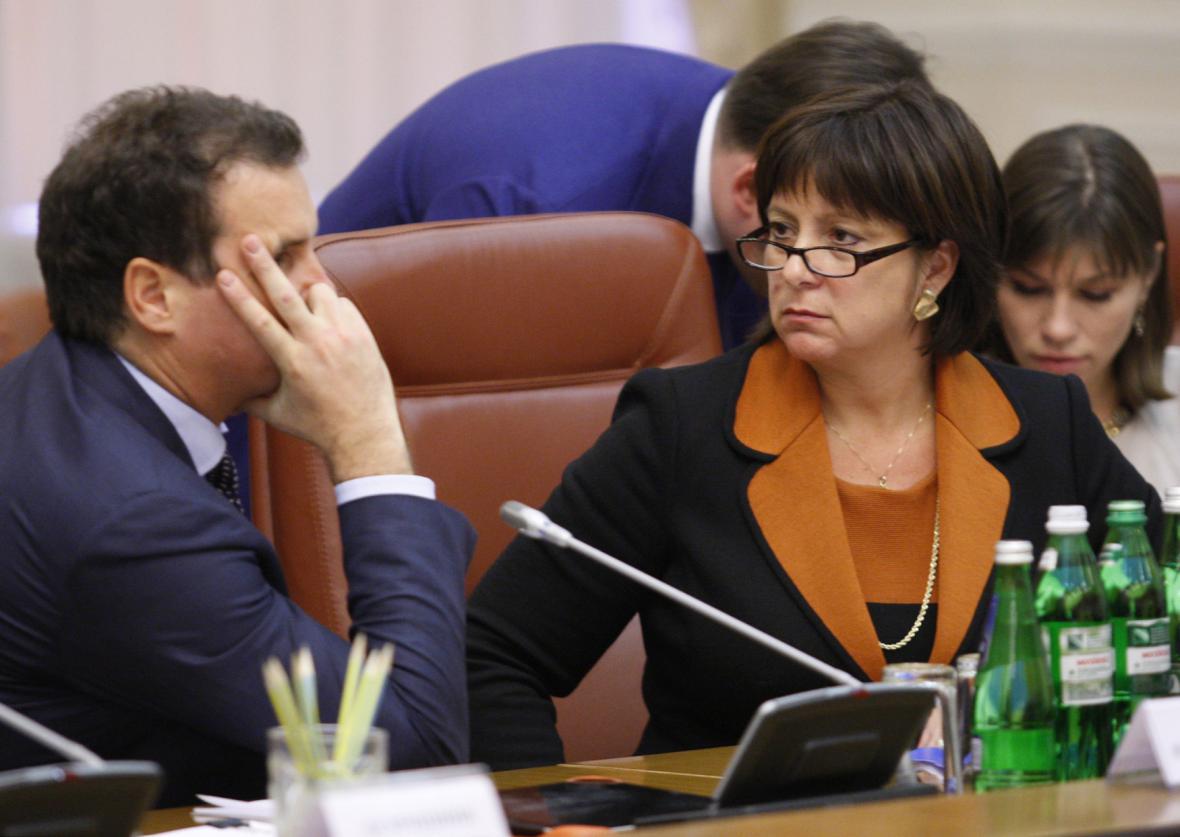 Natalija Jaresko