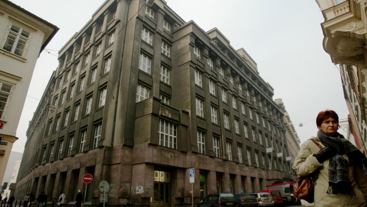 Škodův palác v Jungmannově ulici