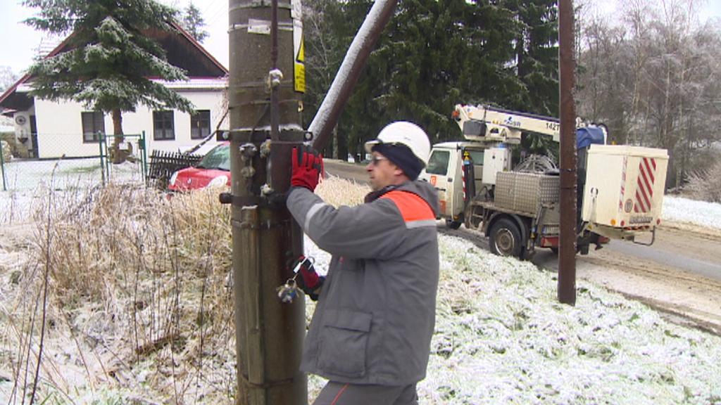 Opravy výpadků proudu