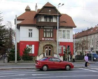 Secesní vila Anička