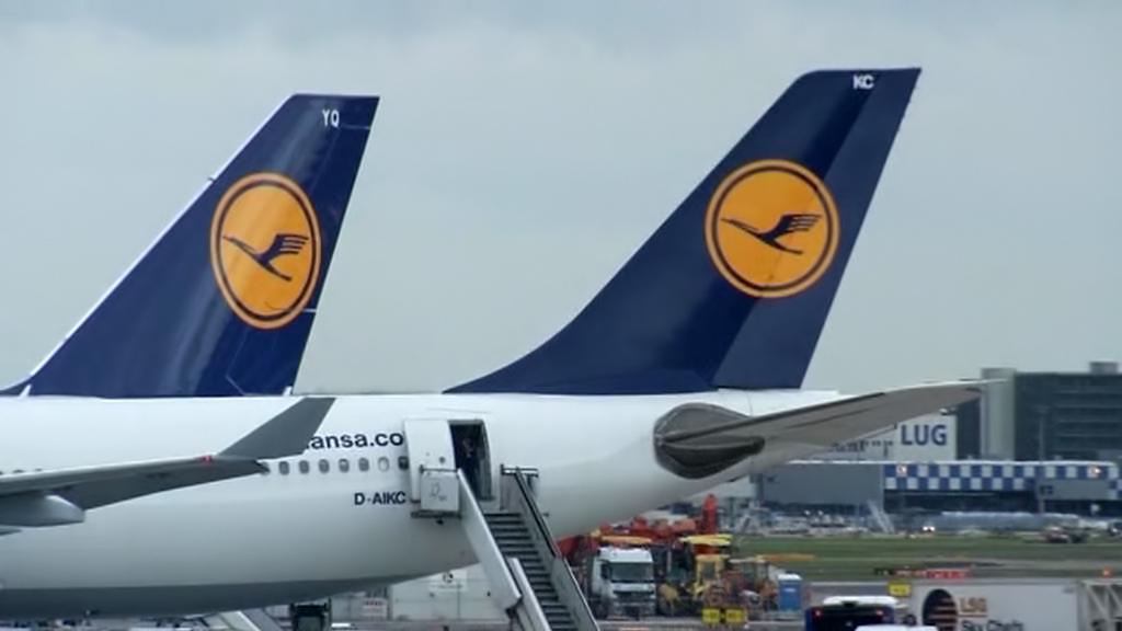 Piloti Lufthansy stávkují už poosmé