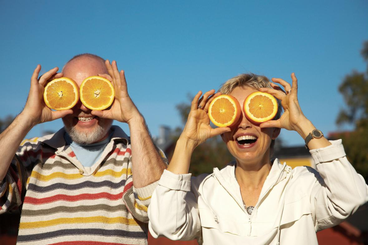 Aktivní důchodci