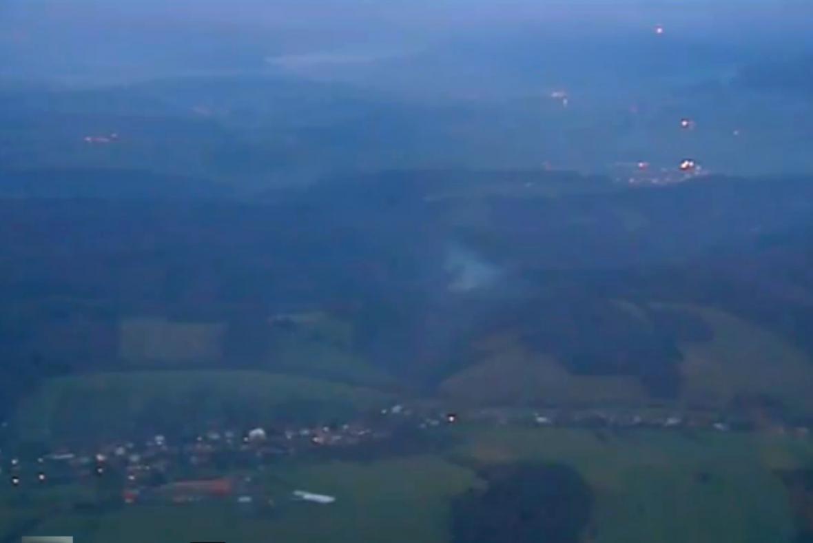 Výbuch muničního skladu ve Vrběticích