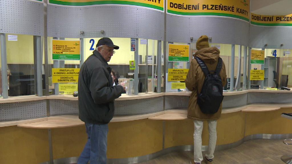 Dobíjení Plzeňské karty