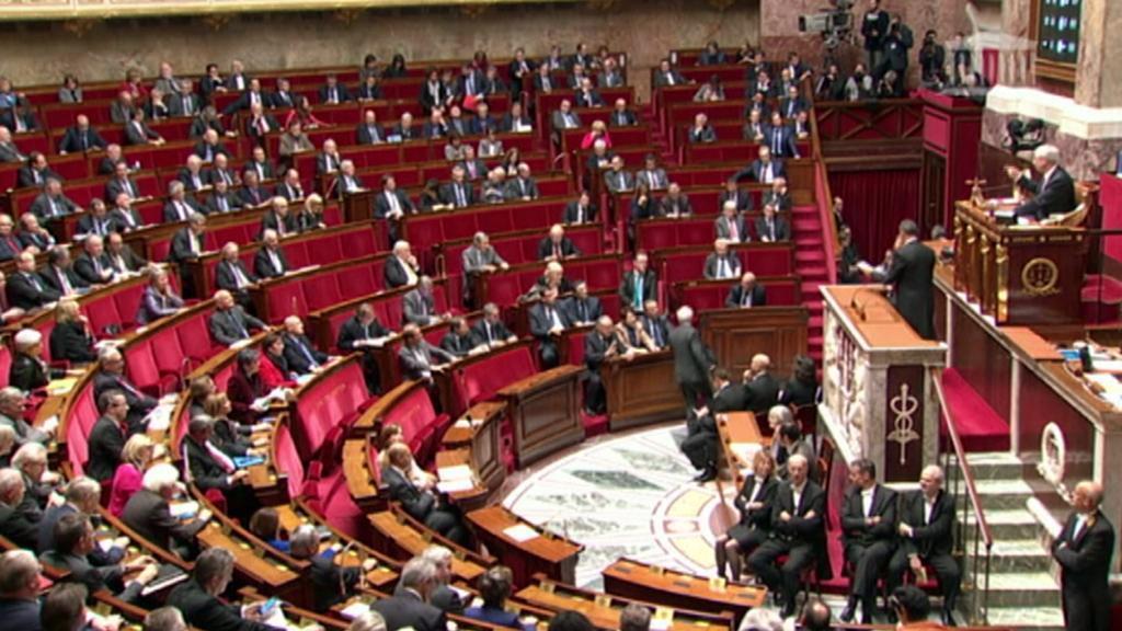 Francouzský parlament