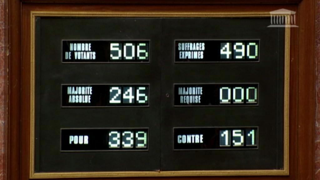 Francouzský parlament schválil rezoluci doporučující vládě uznání Palestiny