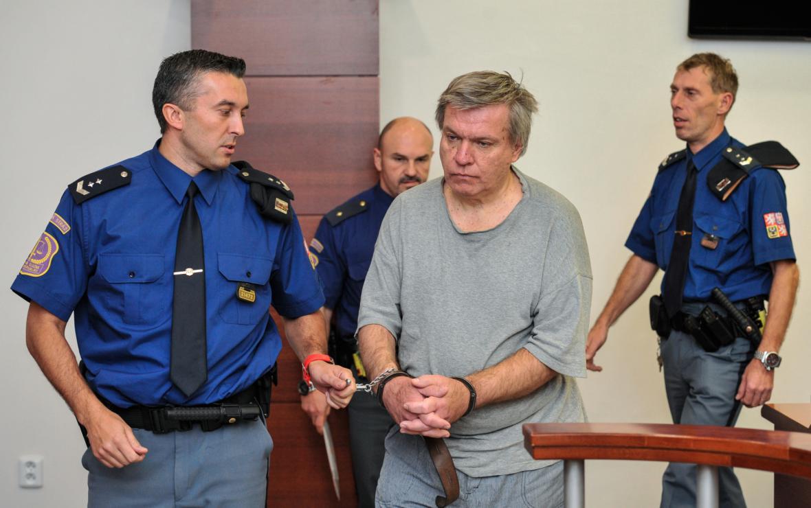 Odsouzený lékař Jaroslav Barták