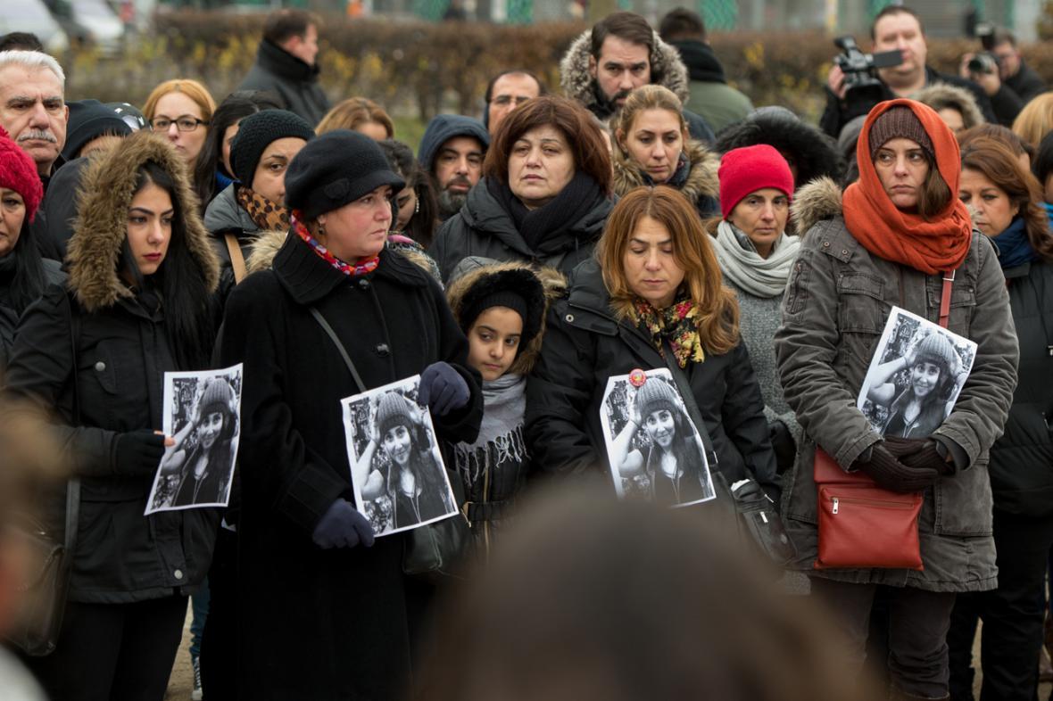 Německo vzpomíná na Tugce Albayrakovou