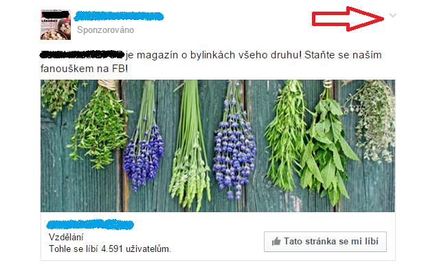 Facebook - reklama
