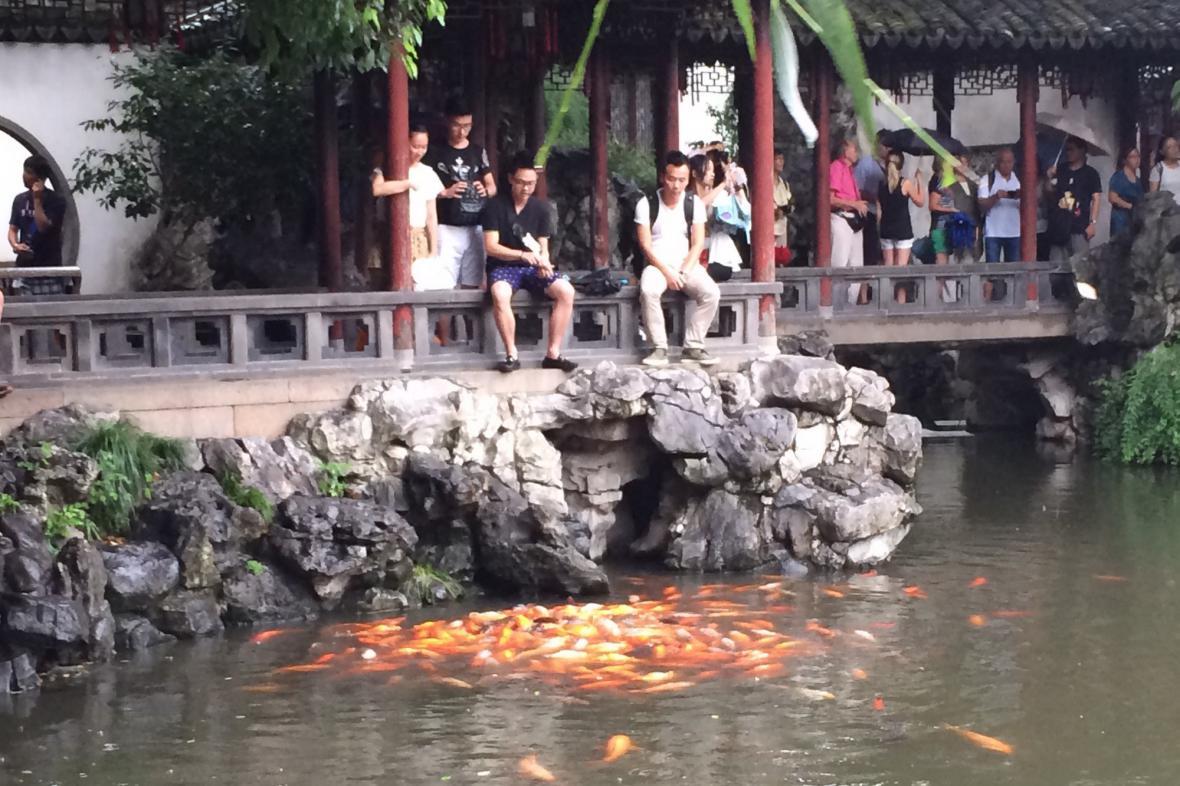 Čínské rodiny tráví společně hodně času