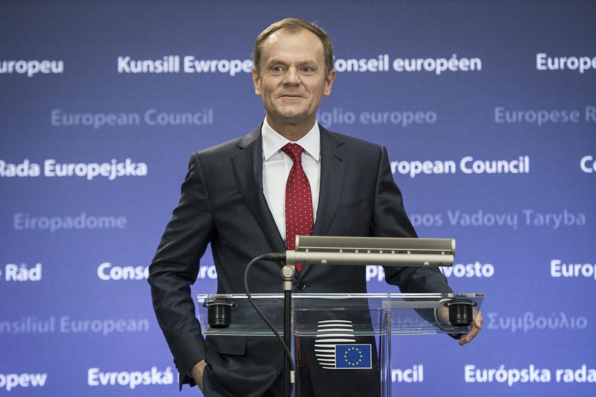 Donald Tusk je novým šéfem Evropské rady