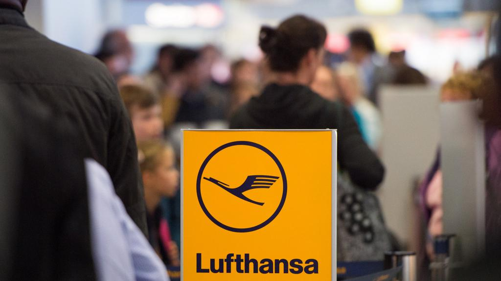 Stávka pilotů Lufthansy