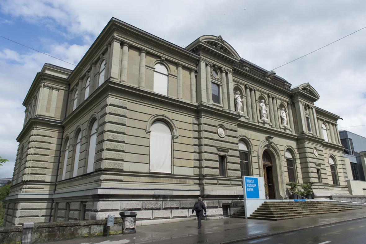 Švýcarské Muzeum výtvarného umění v Bernu