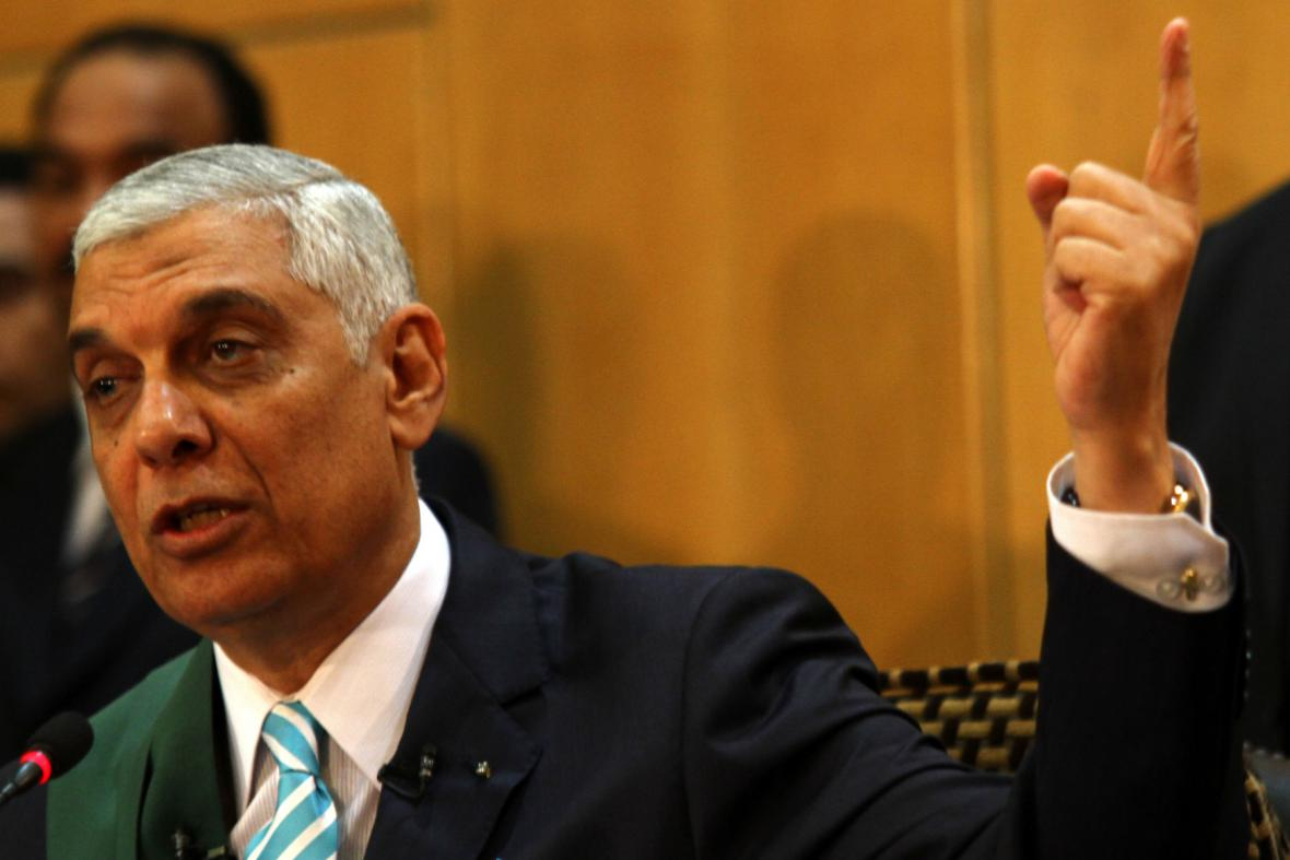 Soudce Mahmúd Kamal