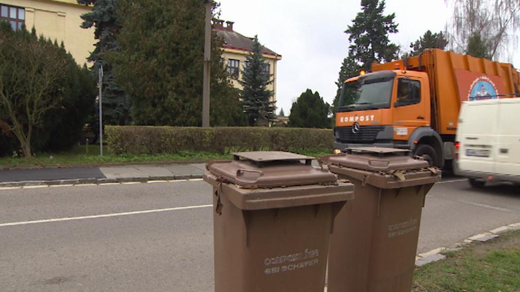 Hradecké popelnice na bioodpad
