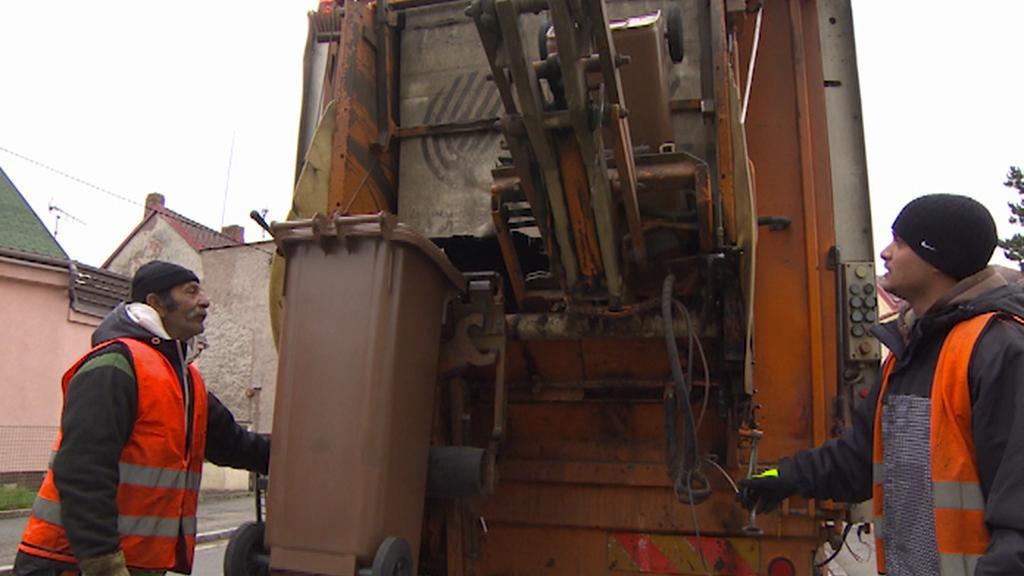 V Hradci Králové mají kontejnery na bioodpad už 10 let