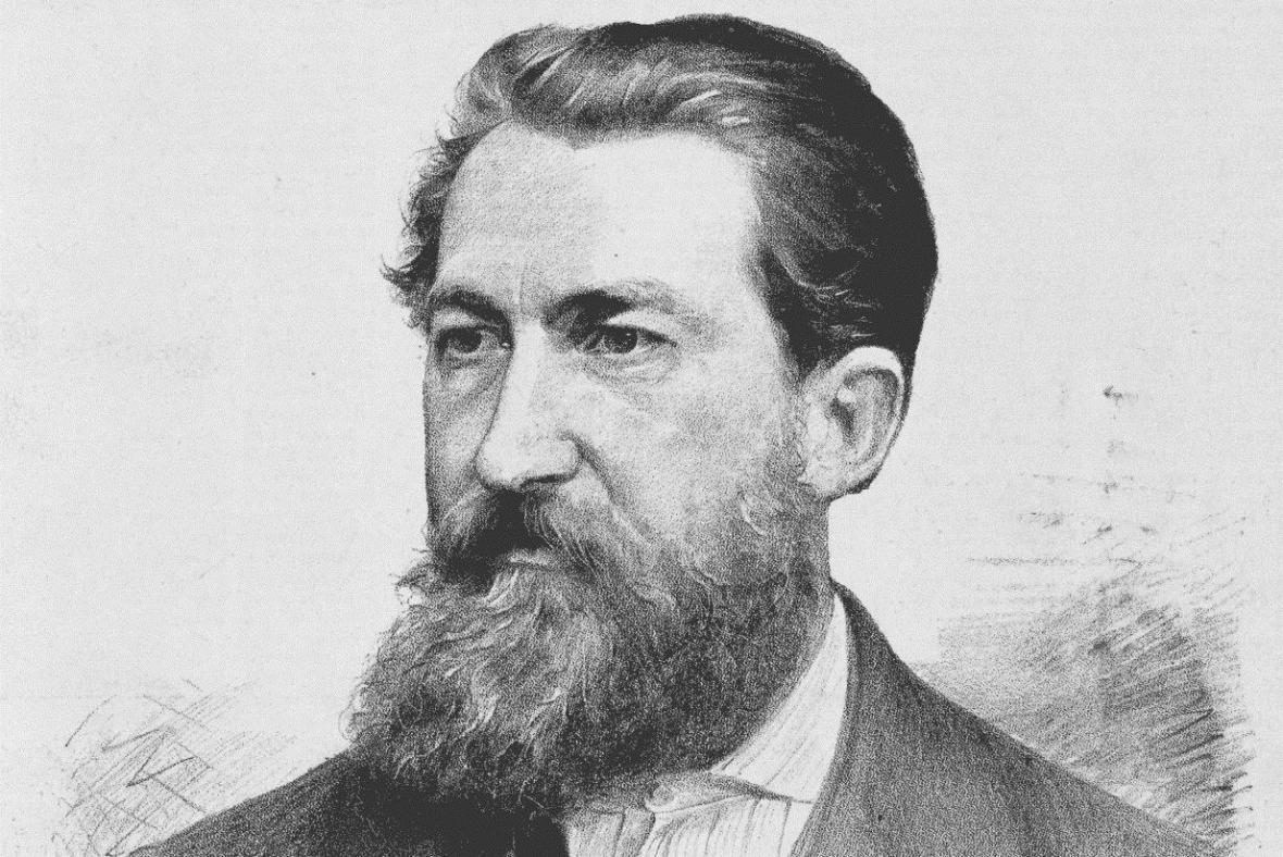 Historik August Sedláček