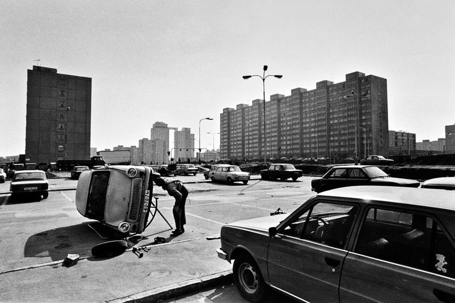 Jižní Město (před rokem 1989)