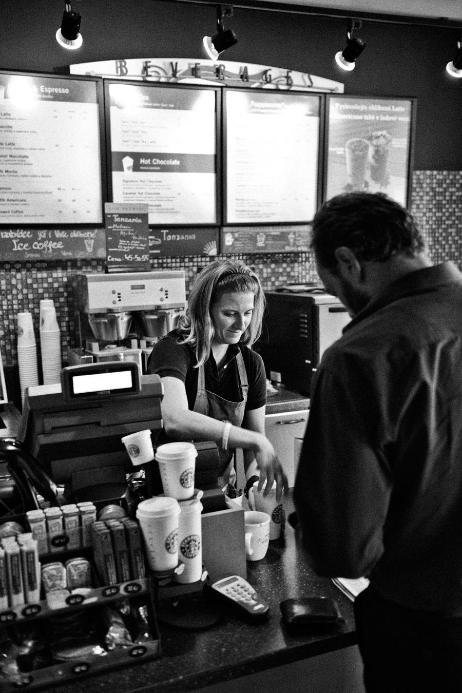 Starbucks (rok 2014)