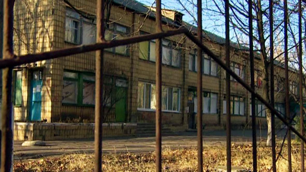 Nemocnice č. 21 v Doněcku