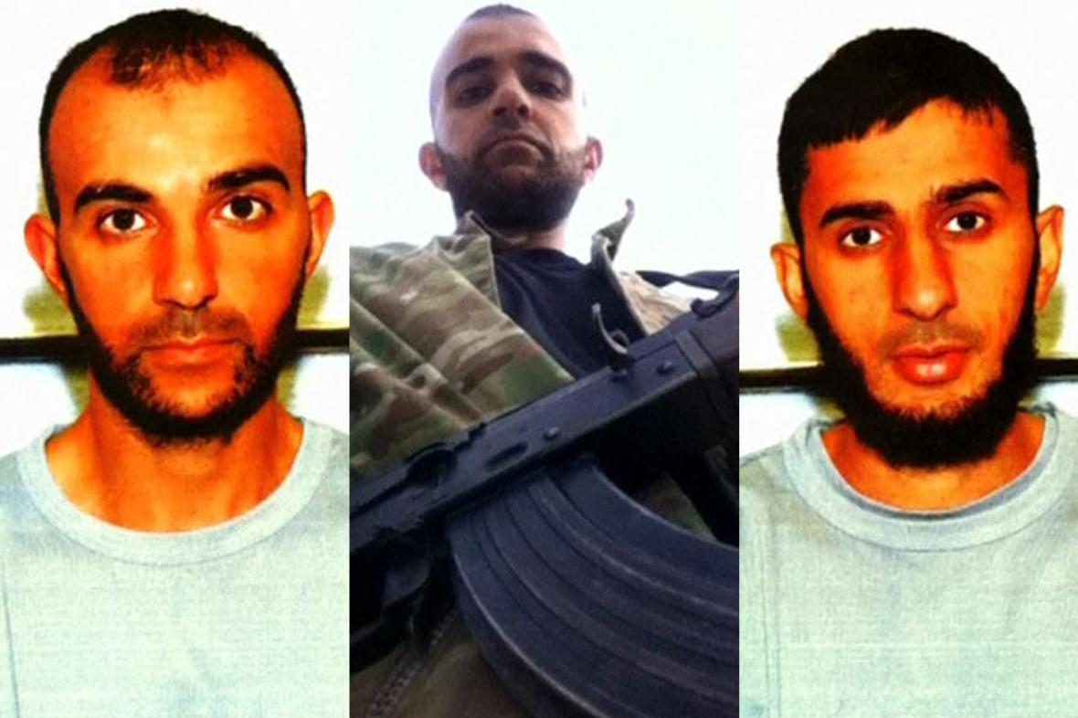 Bratři Nawazovi půjdou kvůli výcviku v Sýrii za mříže
