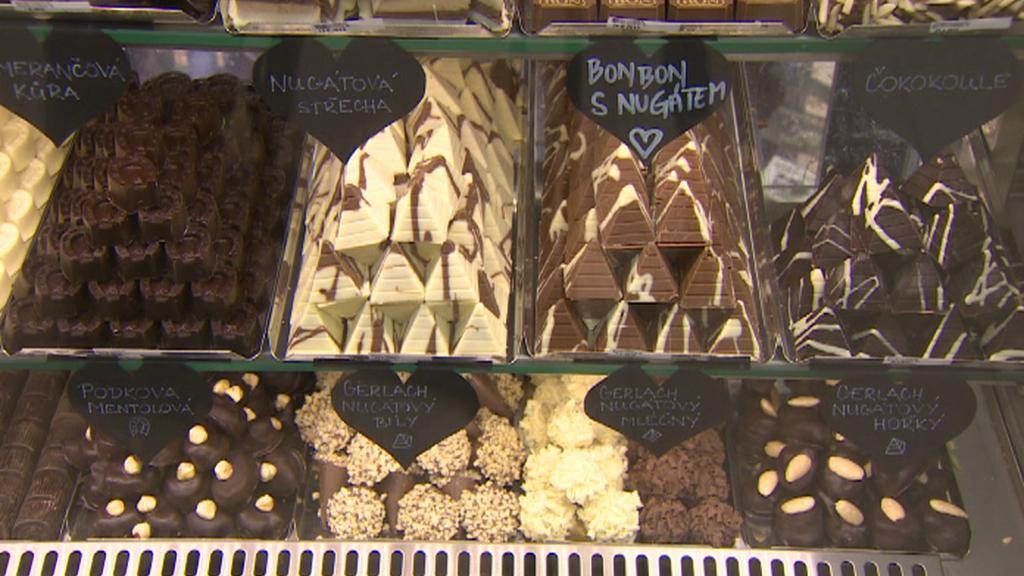 Tábor se připravuje na čokoládový festival