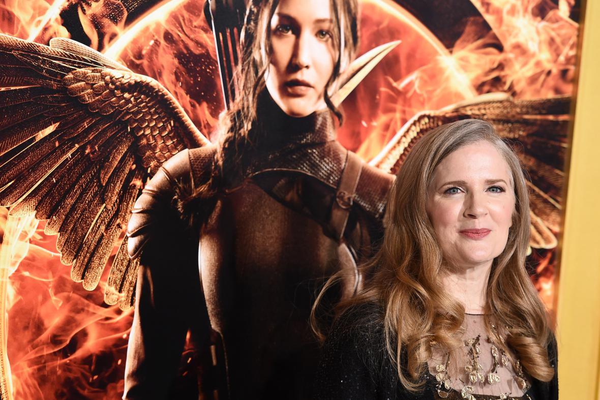 Autorka Hunger Games Suzanne Collinsová