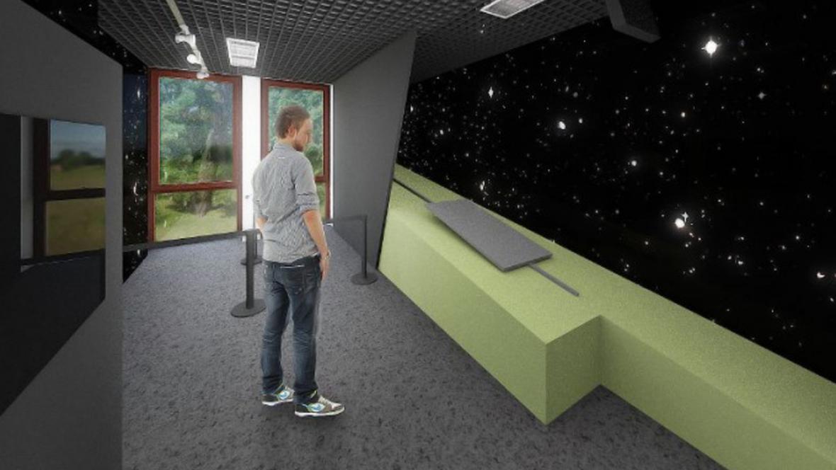 Planetárium Johanna Palisy v Ostravě