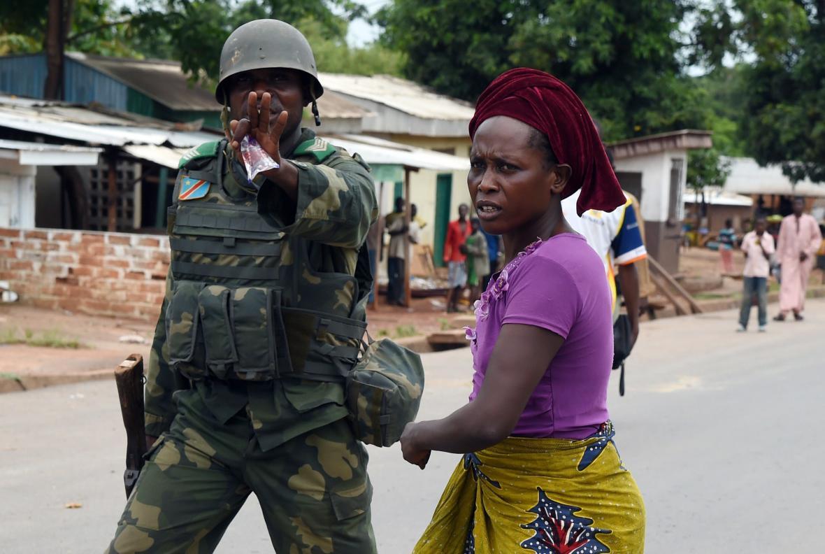 Ženy v Kongu