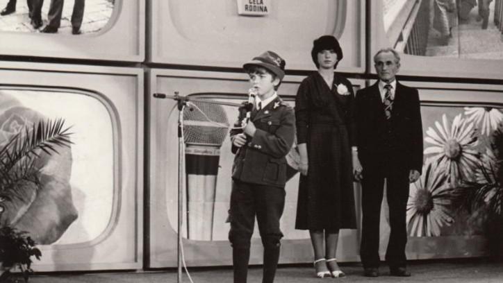 Zpívá celá rodina - 70. léta