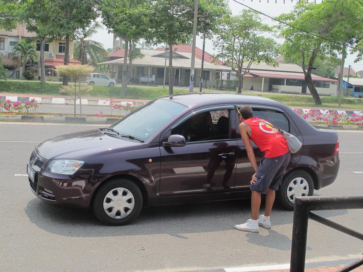 Stopování v Malajsii