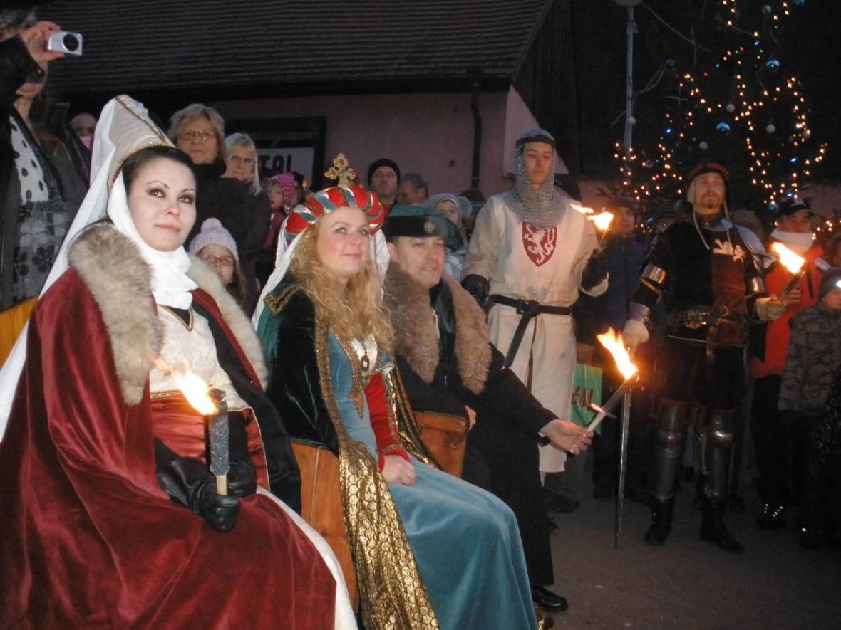 Karlštejnský královský advent