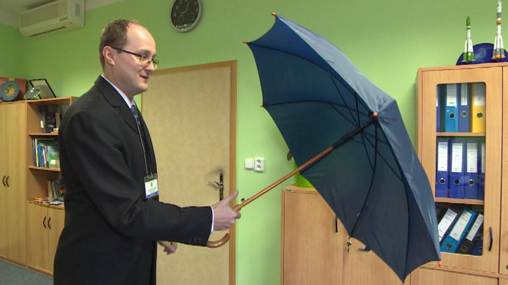 Propagační deštník