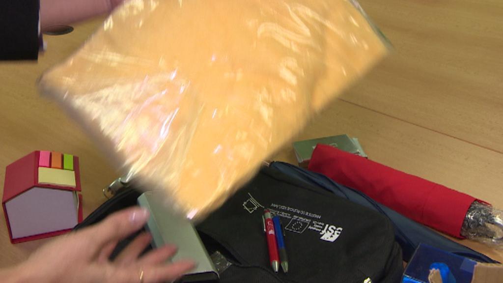 Propagační ručník