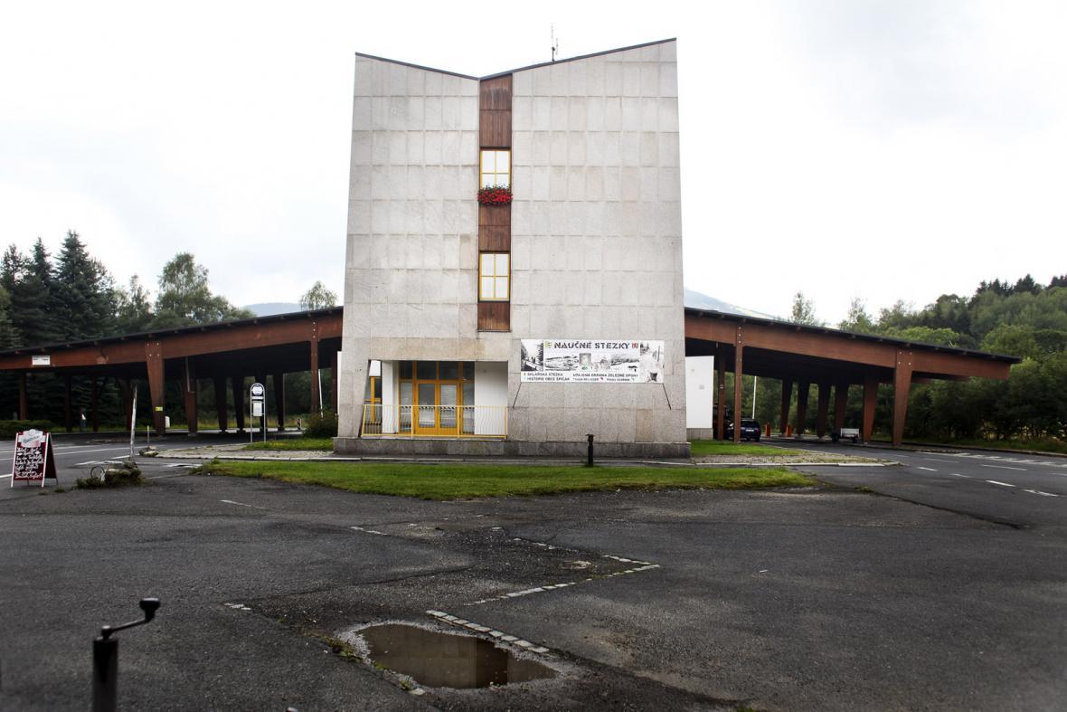 Bývalá celnice v Železné Rudě
