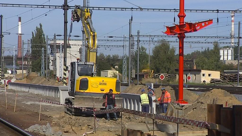Rekonstrukce železnice