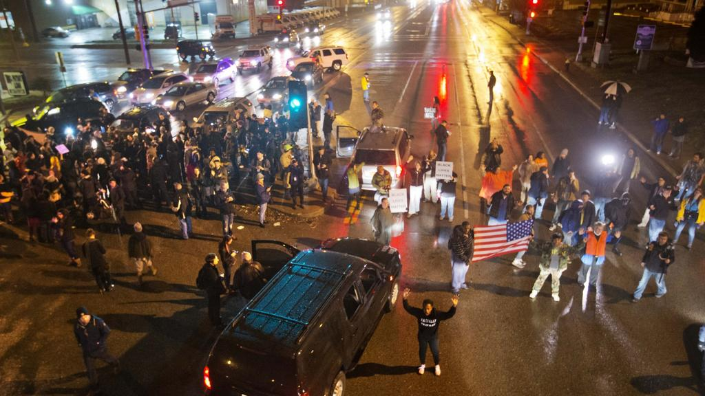 Protesty ve Fergusonu