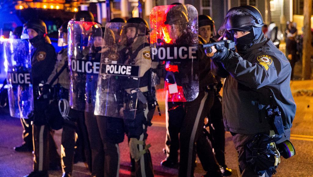 Policejní složky
